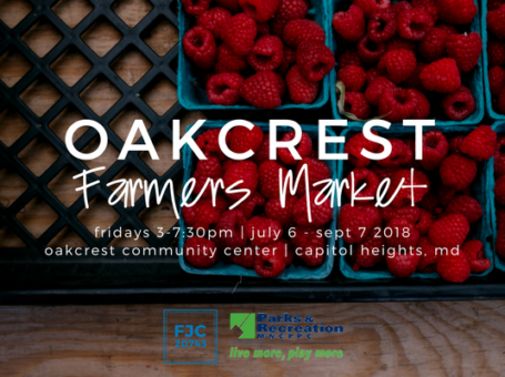 Oakcrest Farmers Market