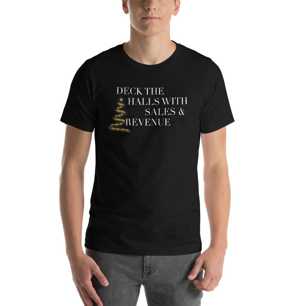S & R Polka Dot Unisex T-Shirt